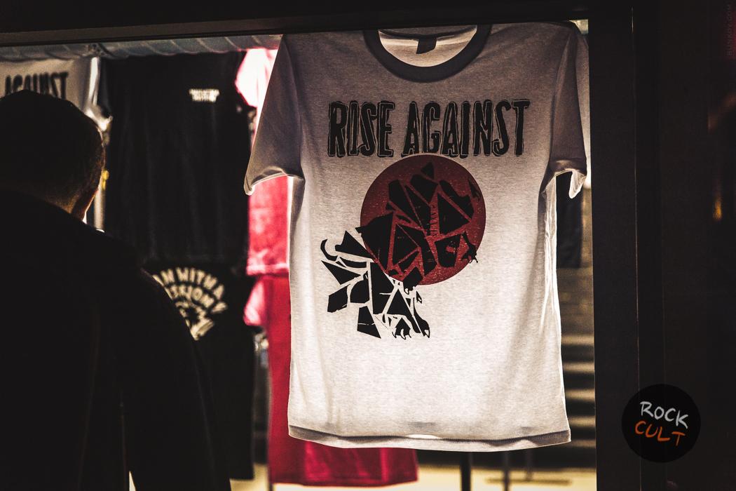 Репортаж | Rise Against в Питере | А2 | 30.06.2015 фотоотчет фото свят буньков