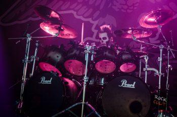 Фотоотчет   Five Finger Death Punch в Москве   Ray Just Arena   30.06.15 фото