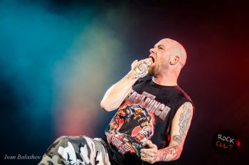 Five Finger Death Punch | Москва | 30.06.15