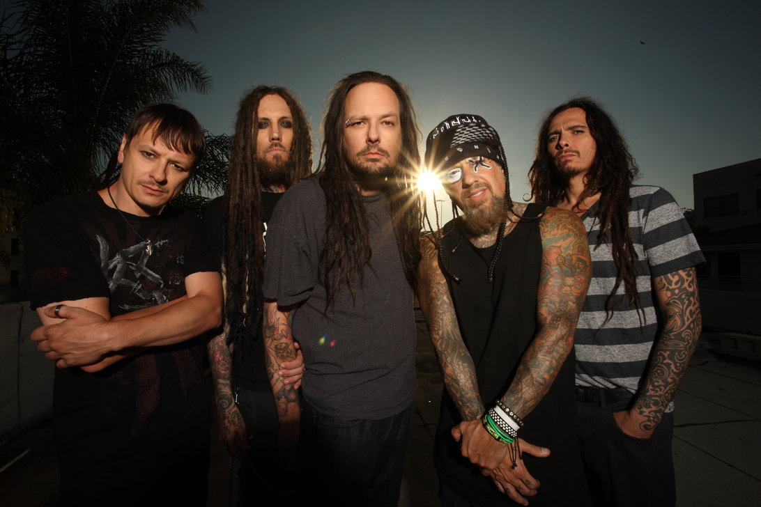 Korn tour with Suicide Silence