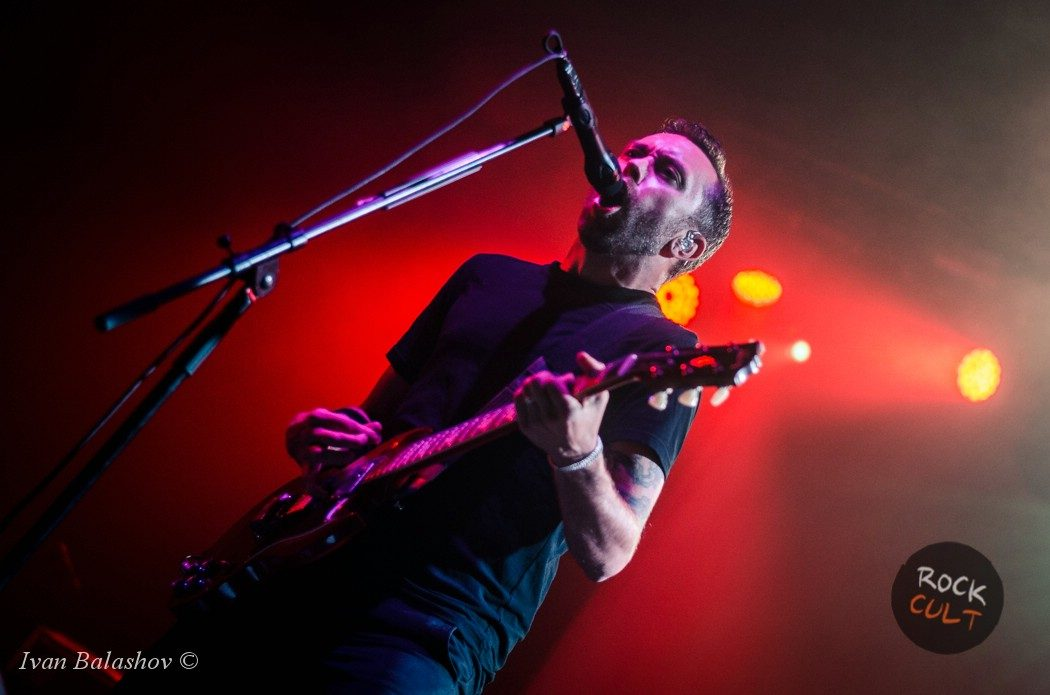 Фотоотчёт | Rise Against в Москве | Ray Just Arena | 29.06.2015