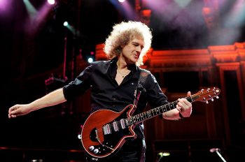 Brian May facts