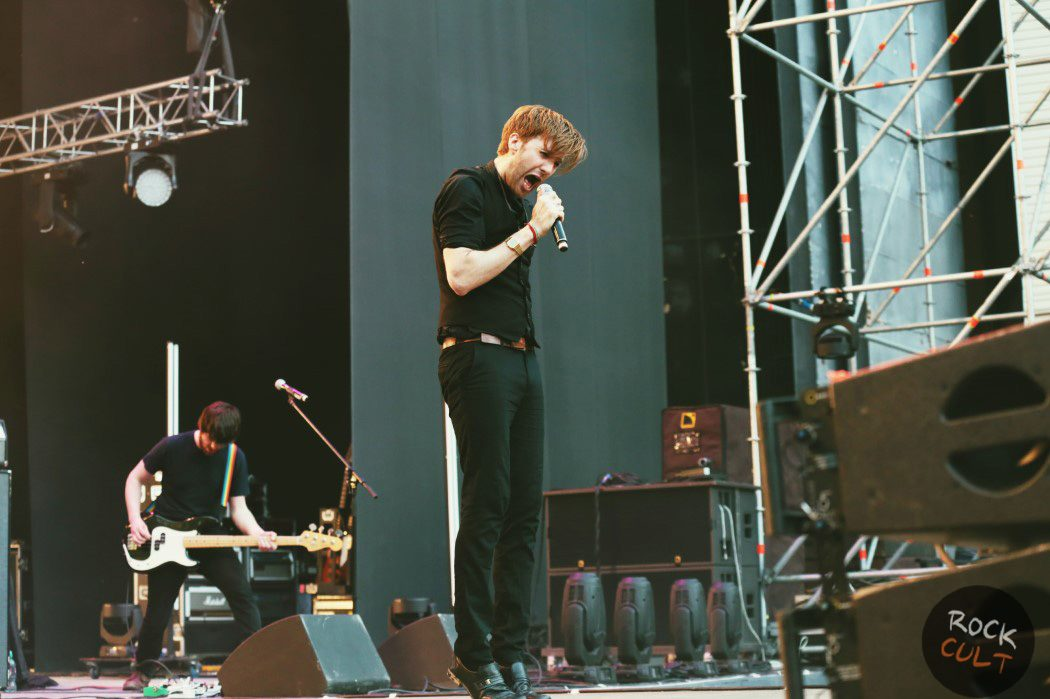 Фото Placebo в Москве Зеленый Театр 4 июля