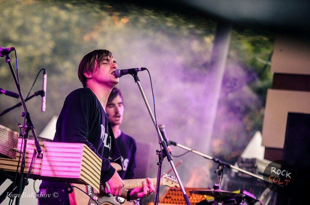 фото Фотоотчёт | Red Park Festival в Москве | Парк Красная Пресня | 01.08.2015 Will Butler