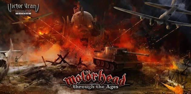 Motorhead computer game