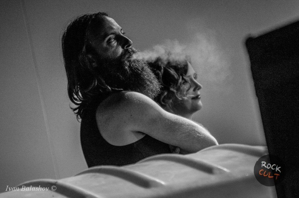 фото Фотоотчёт | Red Park Festival в Москве | Парк Красная Пресня | 01.08.2015 Slowdive