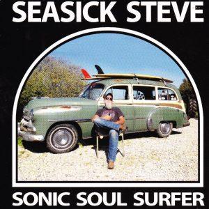 рецензия на альбом Seasick Steve - Sonic Soul Surfer (2015)