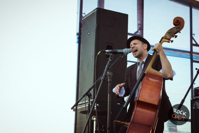 Фотоотчет | Billy's Band в Питере | Лофт Проект Этажи | 20.08.2015