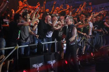 Metallica | Питер | 25.08.15