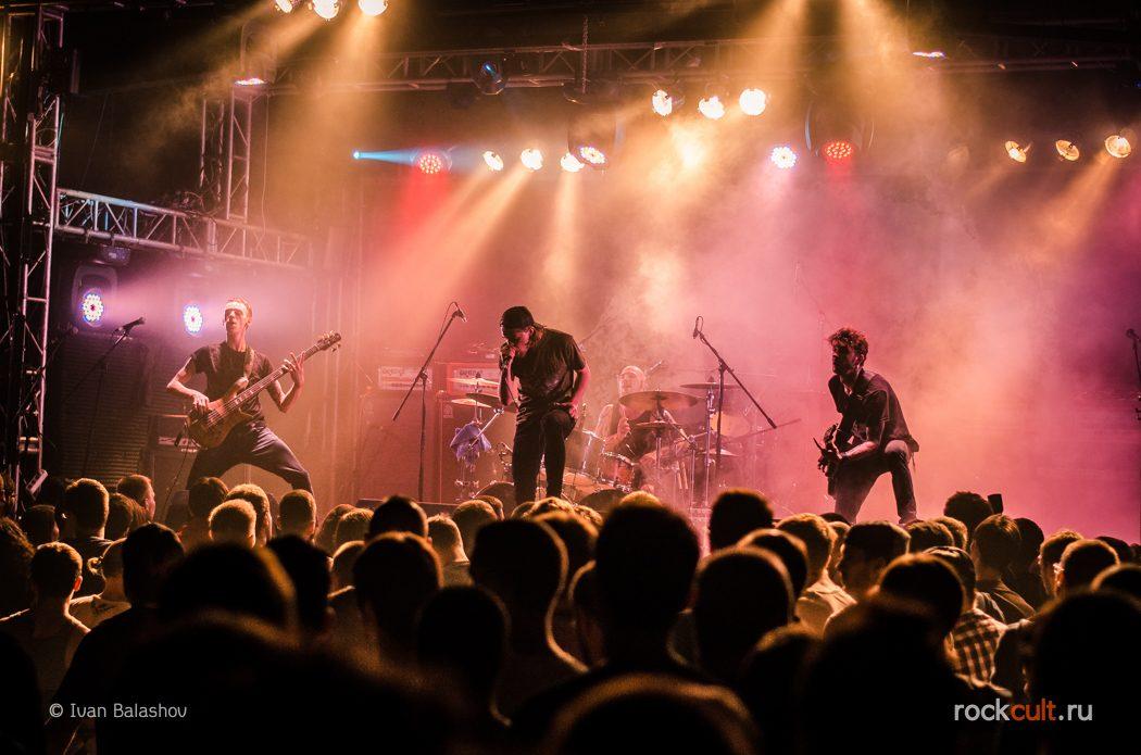 Фотоотчёт | Converge в Москве | Volta | 17.09.2015 Vorvan фото