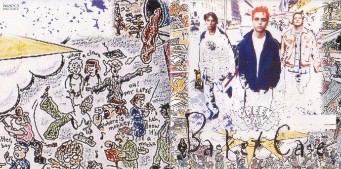 Обложки альбомов смысл история создания | Green Day – Dookie (1994)