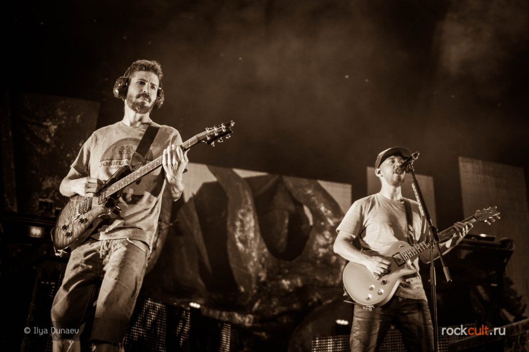 LP in Moscow 29.08.2015 фото Фотоотчет ч.2 | Linkin Park в Москве | Олимпийский