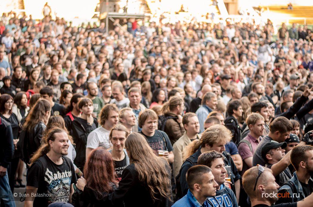 Moscow Metal Meeting Зрители (13)