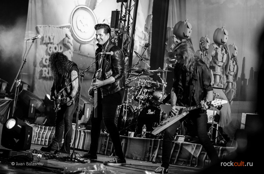 Moscow Metal Meeting 4 Helloween (72)