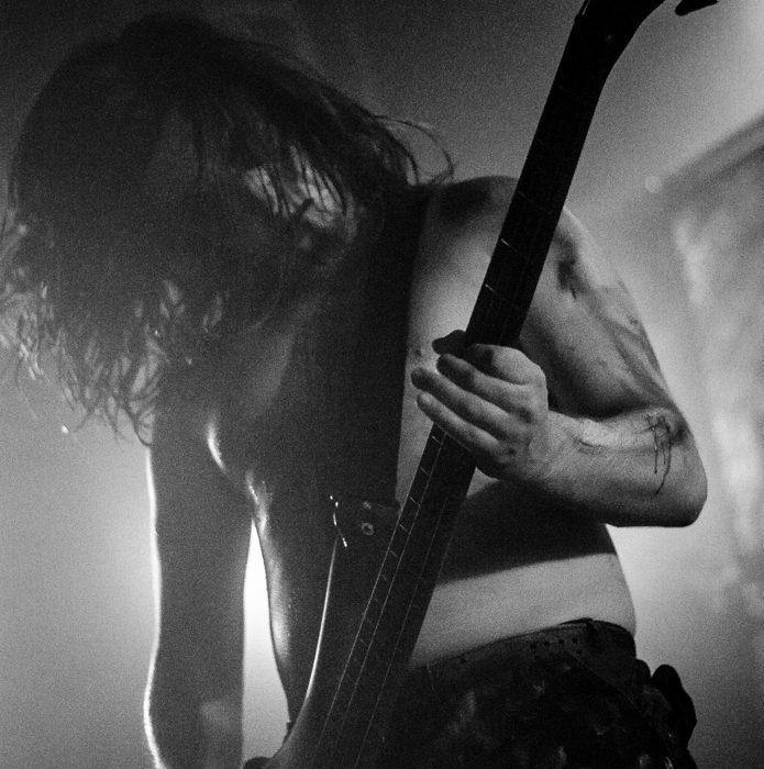 Фотоотчёт | Dark Funeral в Москве | Volta | 12.09.2015