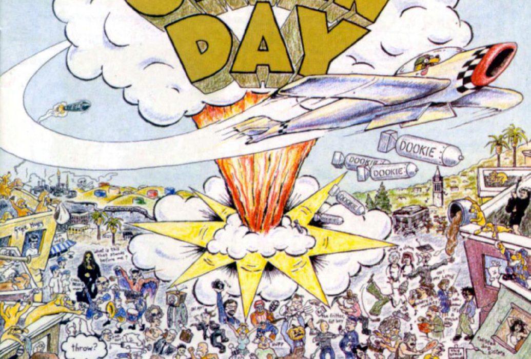 Обложки альбомов смысл история создания   Green Day – Dookie (1994)