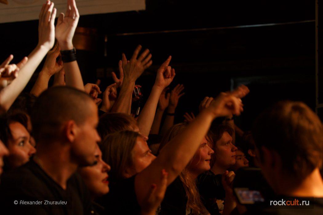 Фотоотчет | Nobody.one в Москве | ТеатрЪ | 25.09.2015 фото