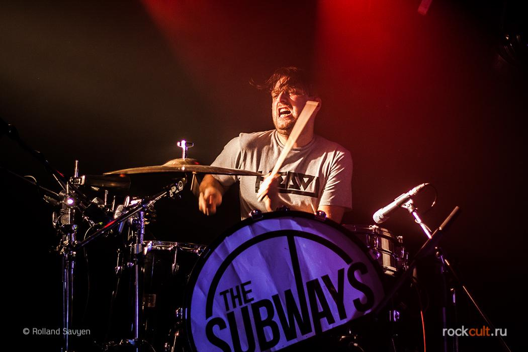 The Subways | Питер | 06.09.15