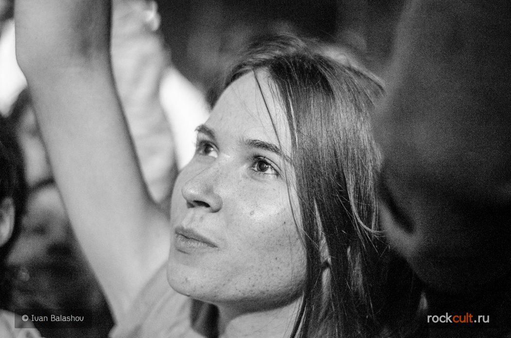 Фото Anathema в Москве Volta 1 октября