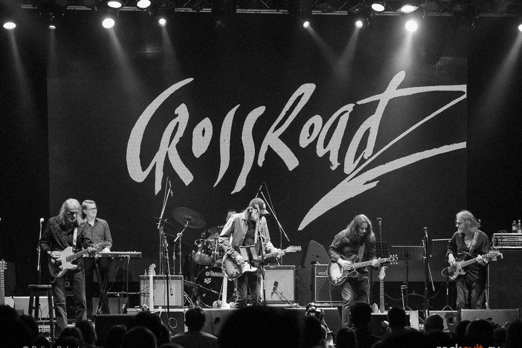 Фотоотчет | CrossroadZ в Москве | Yotaspace | 17.10.15 фото