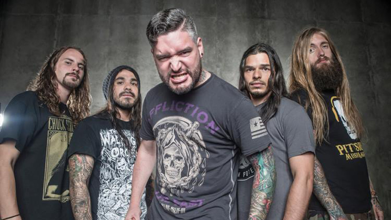 Suicide Silence Sacred Words EP