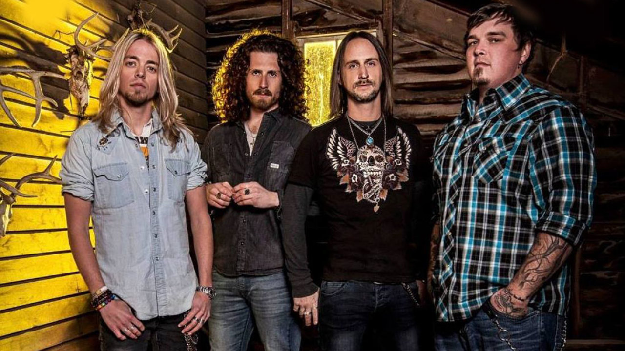 Black Stone Cherry  In Our Dreams Official Video HD