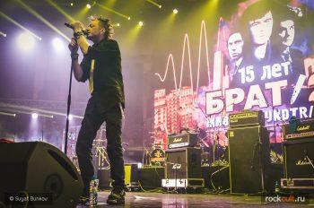 Фотоотчёт | Брат 2. 15 Лет. Живой Soundtrack в Питере | Ледовый Дворец | 17.10.15 фото