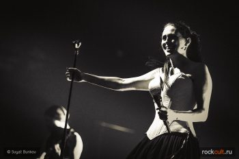Репортаж | Within Temptation в Питере | A2 | 15.10.15 фотоотчет фото