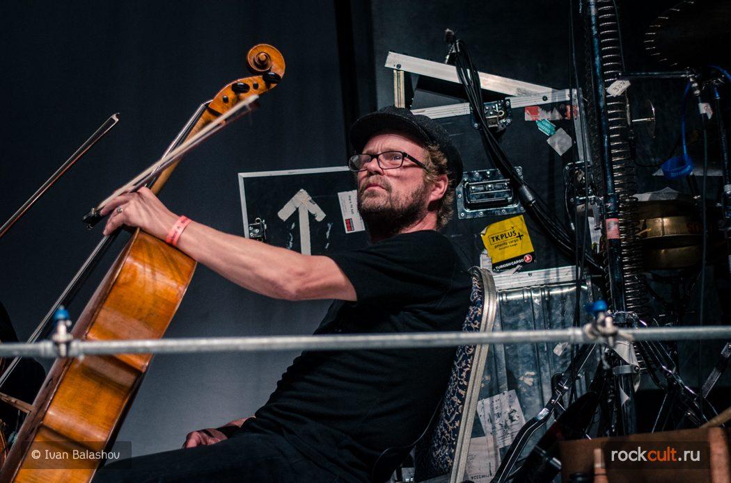 Репортаж | Einstürzende Neubauten в Москве| Yotaspace | 26.09.2015 фотоотчет фото