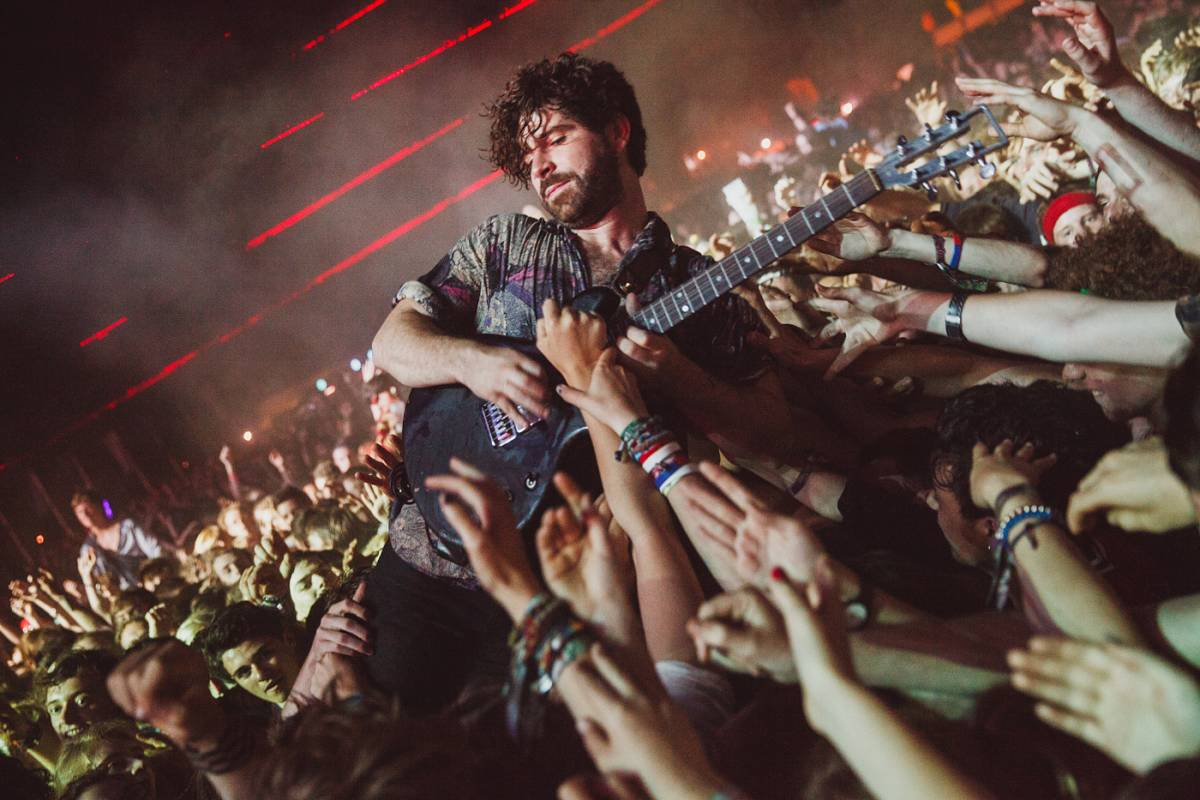 Foals cansel South America gigs