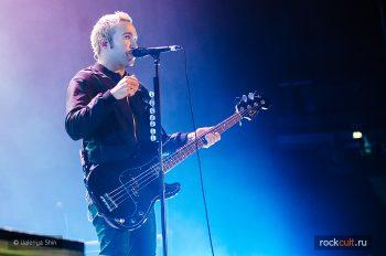 Фотоотчет   Fall Out Boy в Питере   Ледовый Дворец   25.10.2015 фото