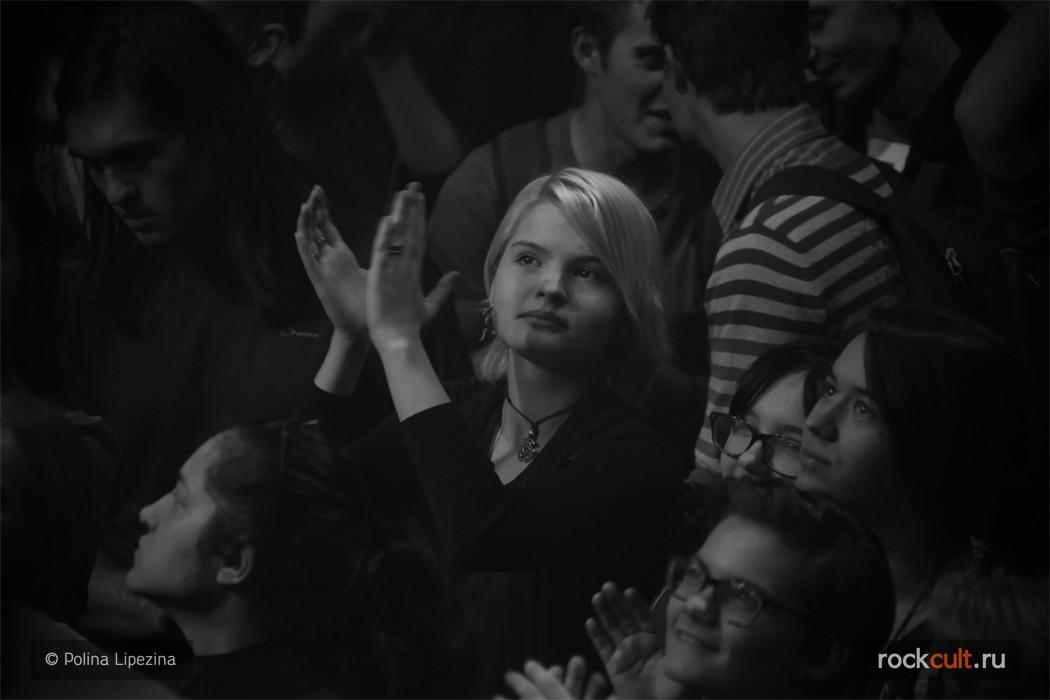 Репортаж + Фотоотчет | I Am Waiting For You Last Summer в Москве | Red | 17.10.2015 фото