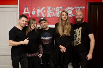 Репортаж | Квест с Jack Action в Москве | АКВЕСТ | 20.10.2015 фото