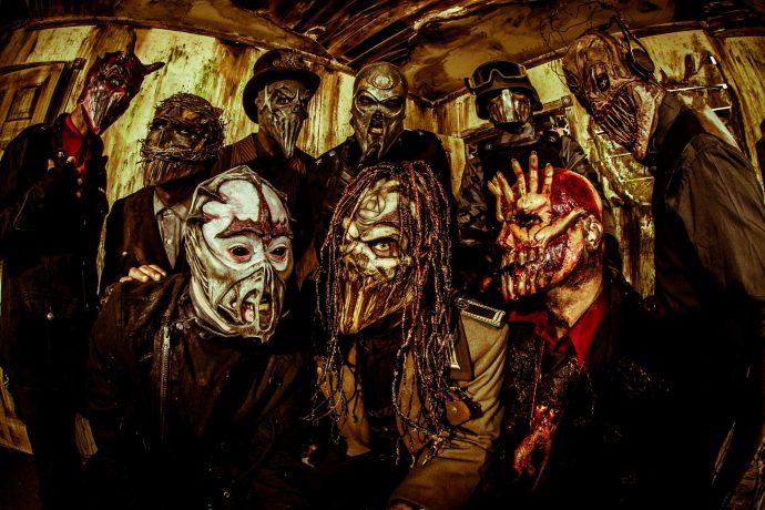 top 10 bands hiding faces 10 групп, скрывающих свой истинный облик маски