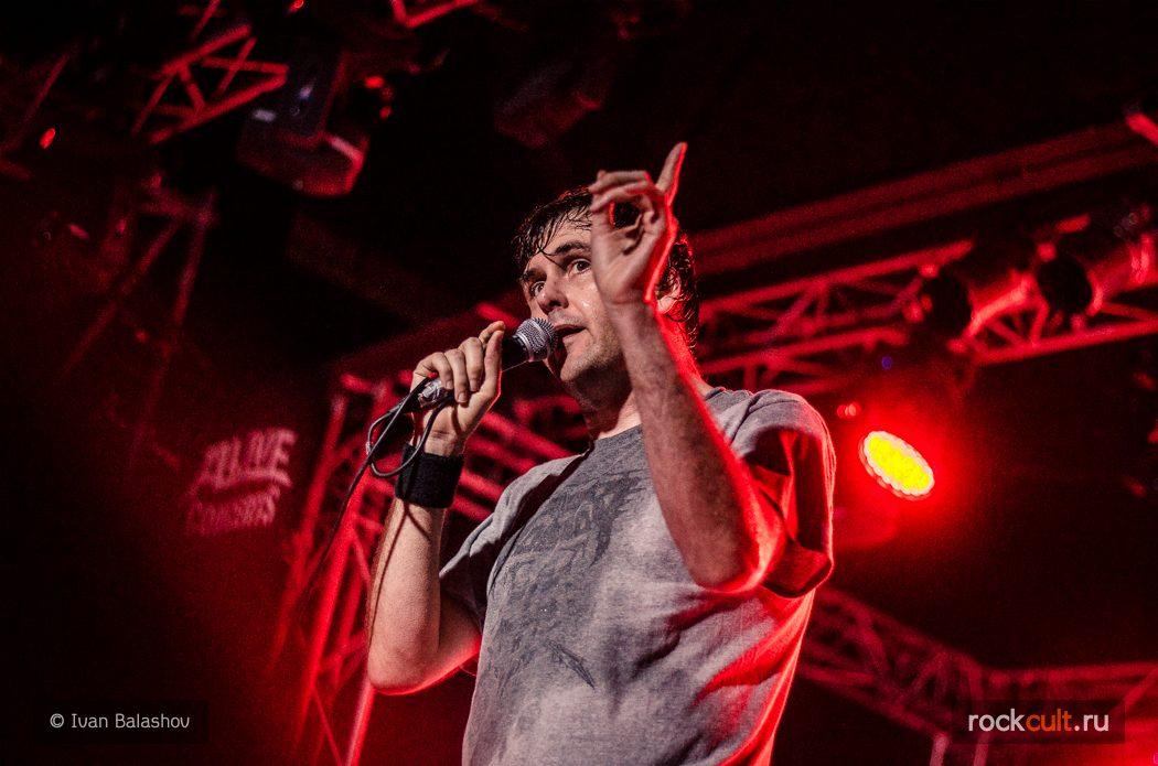 репортаж фотоотчет фото   Napalm Death в Москве   Volta   08.10.2015