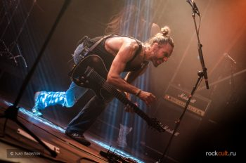 Фотоотчёт | Pain Of Salvation в Москве | Volta | 10.10.2015 фото