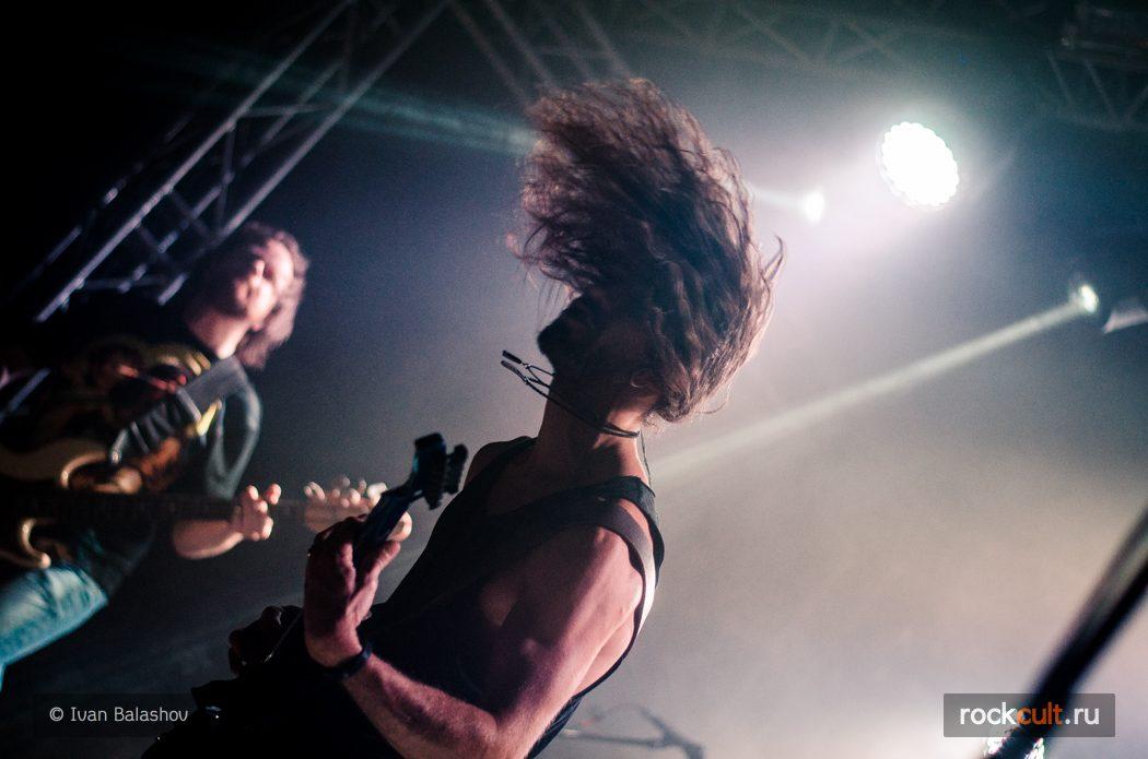 Фотоотчёт | Pain Of Salvation в Москве | Volta | 10.10.2015 фото
