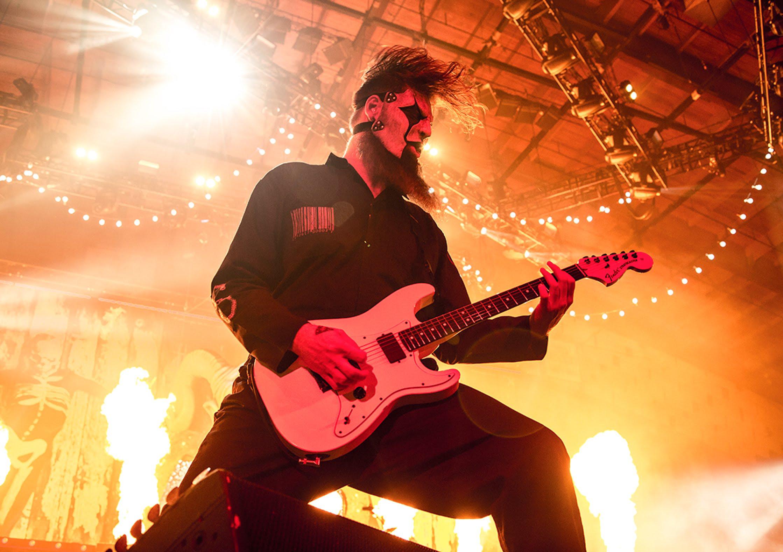 Slipknot's Jim Root Has Guitar Stolen in Portland