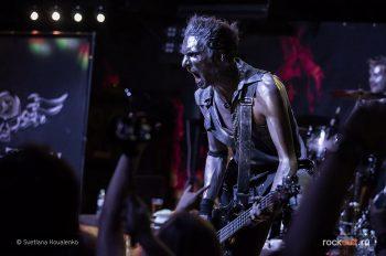 Фотоотчёт | Stahlmann в Москве | Rock House | 11.10.2015 фото