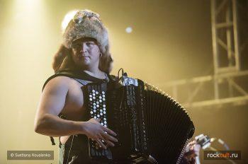 Фотоотчет | Oktobierfest в Москве | Volta | 3.10.2015 фото Steve'n'Seagulls