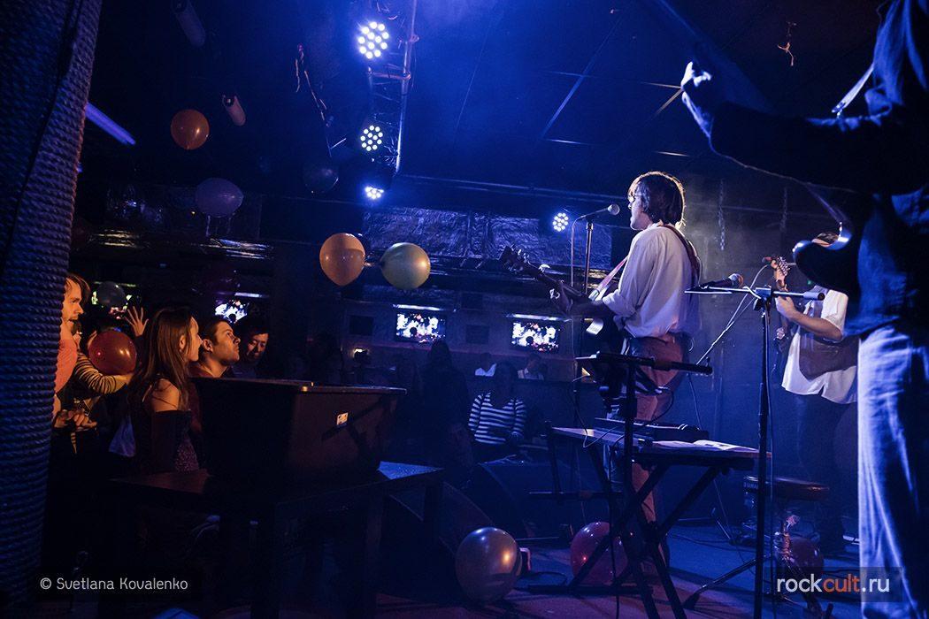 Фотоотчет | The Dartz в Москве | Муз Паб | 22.10.2015 фото