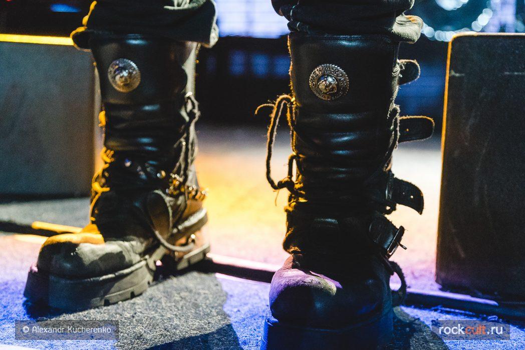 Репортаж | Cinderella's Tom Keifer в Питере | Aurora Concert Hall | 10.10.15 фото