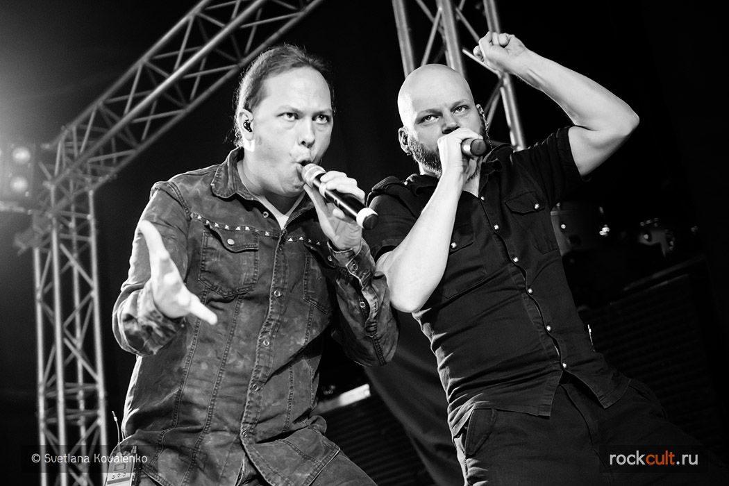 Фотоотчёт | Van Canto в Москве | Volta | 24.10.2015 фото