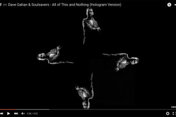 dave gahan soulsavers all of this and nothing клип