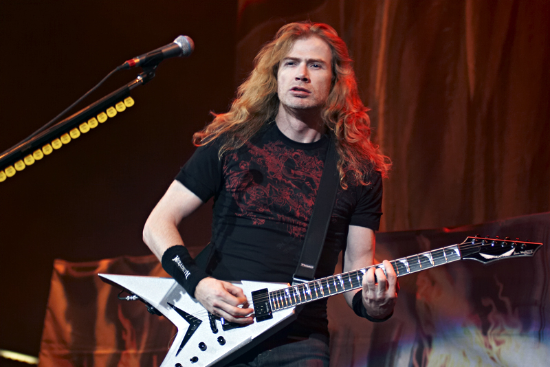 dave_mustaine_on_new_lineup_of_megadeth