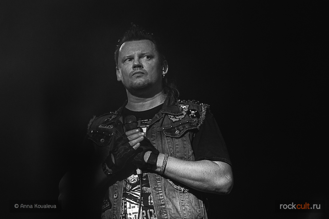Фотоотчёт | КняZz в Москве | Известия Hall | 17.10.2015 фото