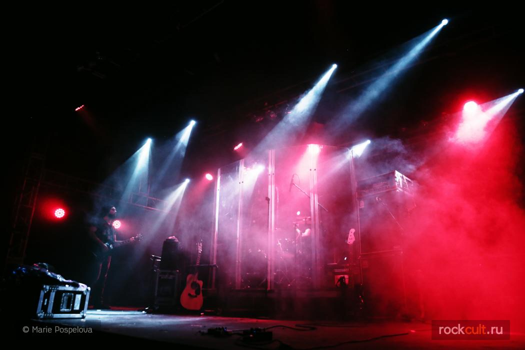 фото Мара в Москве Volta 25 сентября