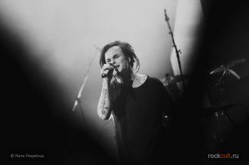 Фотоотчет | The Rasmus & HIM в Москве | Stadium Live | 25.10.2015 фото