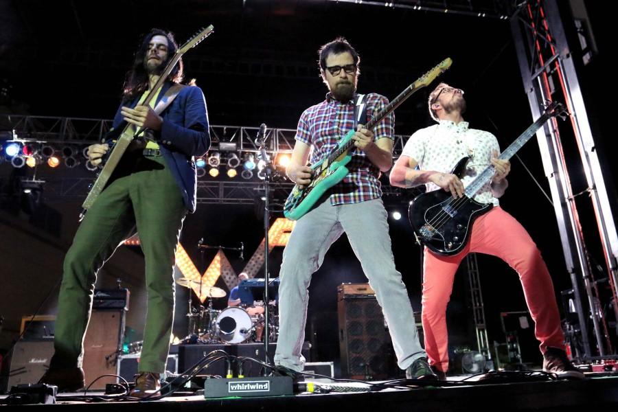 weezer thank god for girls концерт