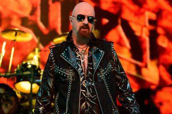 Judas Priest Perform At The Venue At Horseshoe Casino In Hammond